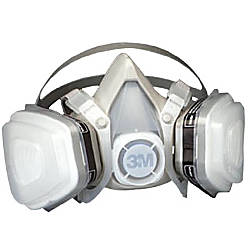 LARGE PAINT SPRAY PESTICIDE RESPIRATOR