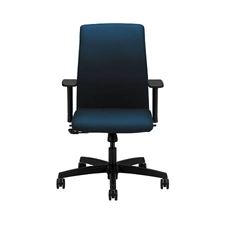 HON® Ignition® Low-Back Fabric Task Chair, Mariner