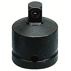 34 DR ADAPTER 12 MALE BLACK
