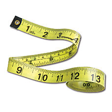 Learning Advantage Vinyl Tape Measures 60