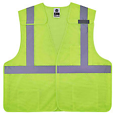 Ergodyne GloWear Safety Vest Breakaway Hi