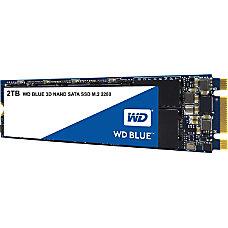 WD Blue 3D NAND 2TB PC