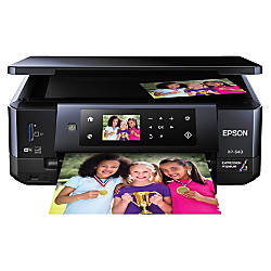 Image result for Epson Expression Premium XP-640 Small-In-One Inkjet Printer, Copier, Scanner, Photo Item