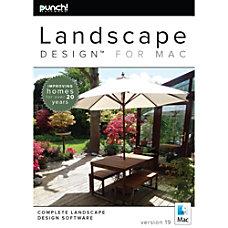 Punch Landscape Design for Mac v19