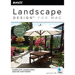 Punch Landscape Design for Mac v19