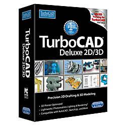 TurboCAD Deluxe Download Version