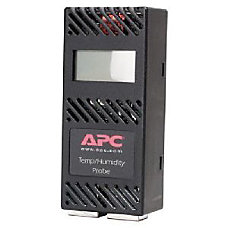 APC Temperature Humidity Sensor with Display