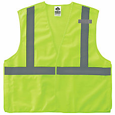 Ergodyne GloWear Safety Vest Econo Breakaway