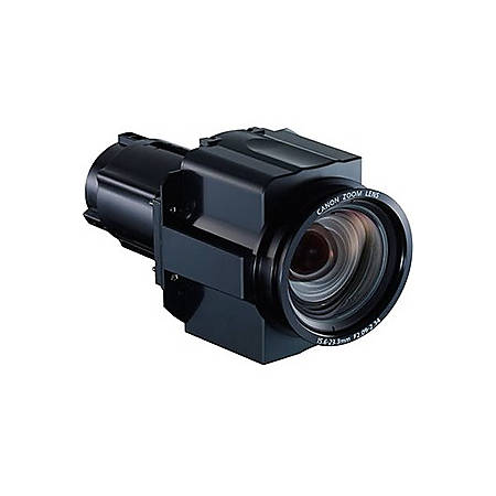 Canon RS-IL05WZ - 15.56 mm to 23.34 mm - f/2.09 - 2.34 - Short Zoom Lens - Designed for Projector - 1.5x Optical Zoom