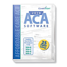 ComplyRight 2019 Affordable Care Act Software