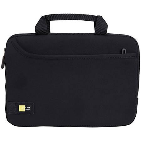 "Case Logic® Tablet Attaché With 11"" Pocket, Black"