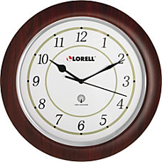 Lorell 13 14 Round Atomic Wood