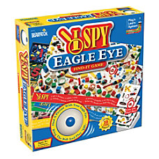 University Games I Spy Eagle Eye