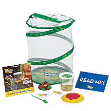 Insect Lore Butterfly Growing Kit With