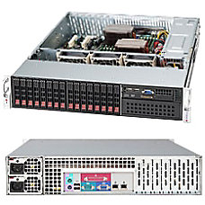 Supermicro SuperChassis 213A R740LPB System Cabinet