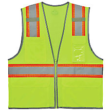 Ergodyne GloWear Safety Vest 2 Tone