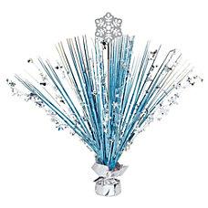 Amscan Christmas Snowflake Spray Centerpieces 18