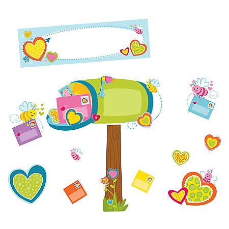 Carson-Dellosa Valentine's Day Mini Bulletin Board Set, Multicolor, Grades K-5