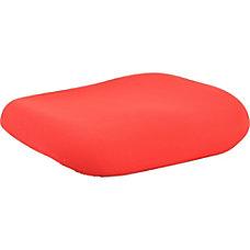 Lorell Premium Seat Red Fabric 1