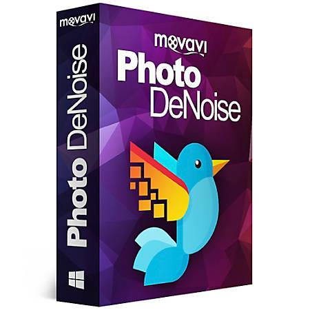 Movavi Photo DeNoise Personal Edition, Download Version