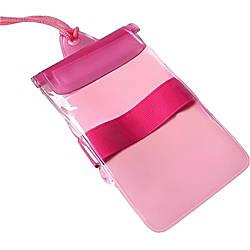 TAMO Waterproof Container for SmartPhone Pink