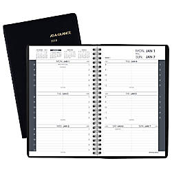 AT A GLANCE Weekly Appointment BookPlanner