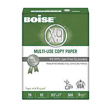 Boise X 9 Multi Use Copy