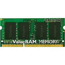 Kingston ValueRAM 2GB DDR3 SDRAM Memory