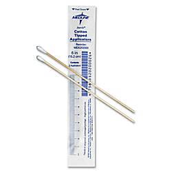 Medline Cotton Tip Applicators 3 Sterile
