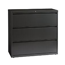 WorkPro 42 W 3 Drawer Metal