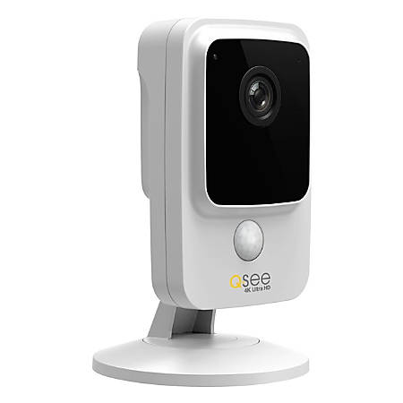 Q-see 4K Wi-Fi Camera With PIR Motion Detection