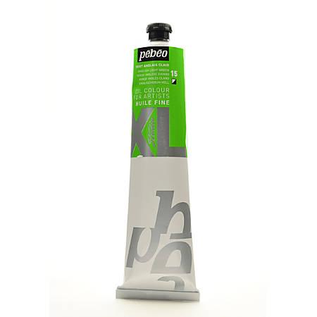 Pebeo Studio XL Oil Paint, 200 mL, English Light Green, Pack Of 2