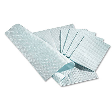 Medline Dental Bibs Professional Towels, 2-Ply, Box Of 500