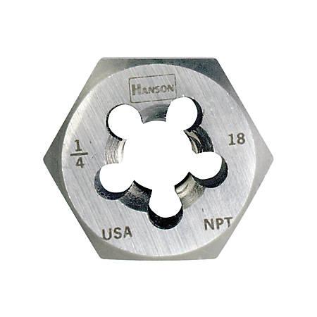 Re-threading Hexagon Taper Pipe Dies (HCS)