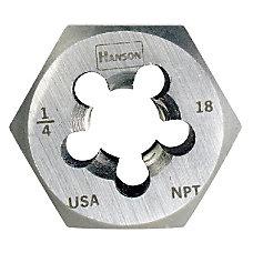 DIE 34 14NPT HRT HANSON