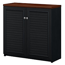 Bush Furniture Fairview Small Storage Cabinet