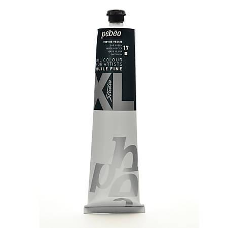 Pebeo Studio XL Oil Paint, 200 mL, Sap Green, Pack Of 2