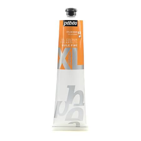 Pebeo Studio XL Oil Paint, 200 mL, Stil De Grain, Pack Of 2