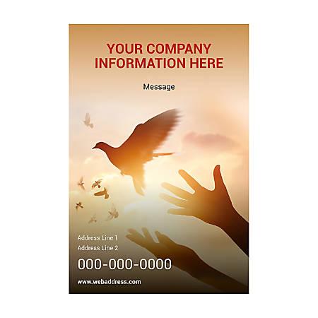 Poster Templates, Vertical, Free Bird
