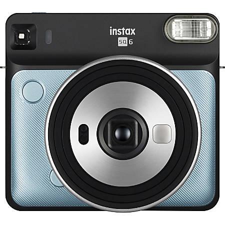 instax SQ6 Instant Film Camera - instax SQUARE - Metallic Blue