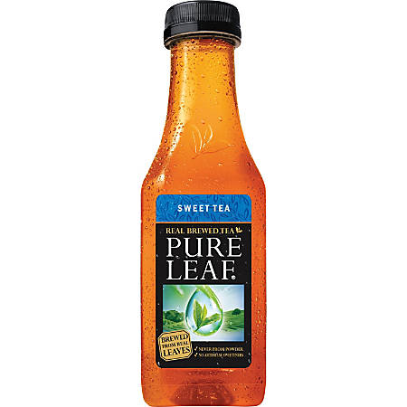 Pure Leaf Sweet Iced Tea - 18 oz - 12 / Carton