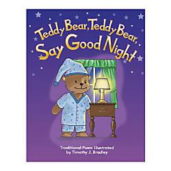 Teacher Created Materials Big Book Teddy