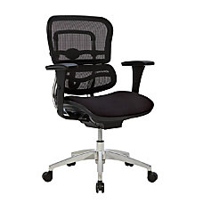 WorkPro 12000 Mesh Multifunction Ergonomic High