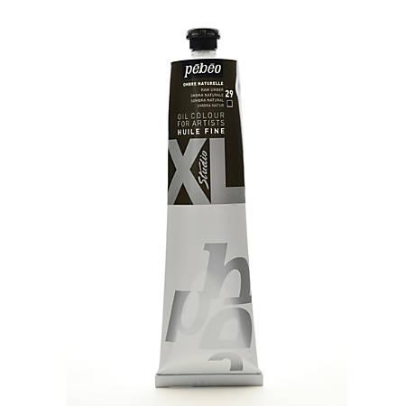 Pebeo Studio XL Oil Paint, 200 mL, Raw Umber, Pack Of 2