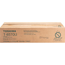 Toshiba T8570U Original Toner Cartridge Black