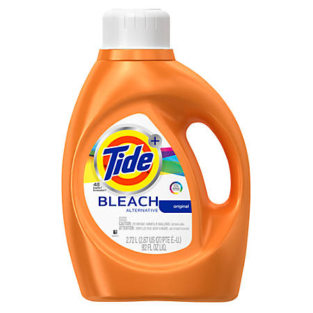 Tide® Liquid With Bleach Alternative, 92 Oz.