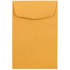 JAM Paper 4 Coin Envelopes 3