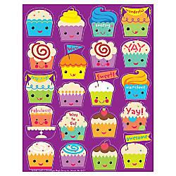 Eureka Scented Stickers 1 Cupcake Pack