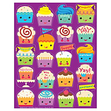 Eureka Scented Stickers 1 Cupcake Pack