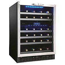 Silhouette Wine Cabinet 51 Bottles 2